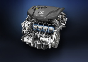 Новые моторы Skyactiv будут потреблять 3.3 л/100 км